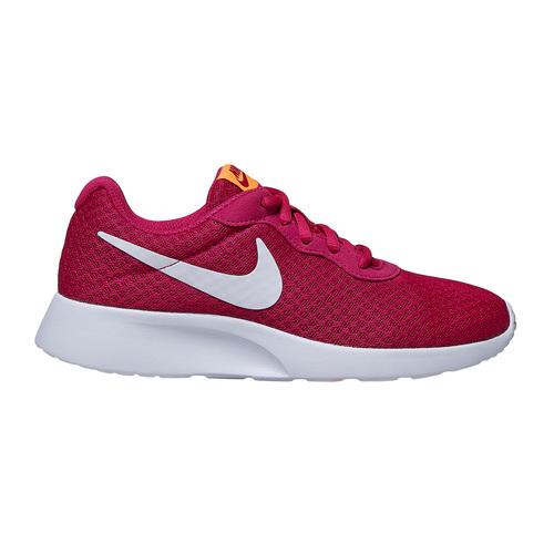 Sneakers rosse da donna nike, rosa, 509-5557 - 15