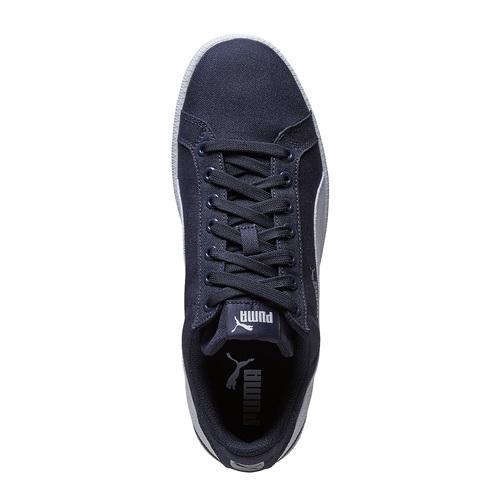 Sneakers da uomo puma, blu, 889-9220 - 19