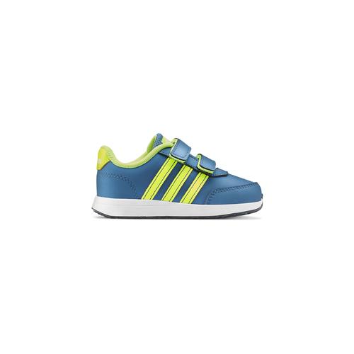 Adidas bimbi adidas, blu, 109-9189 - 26