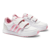 Scarpe Adidas da bambine adidas, bianco, rosa, 309-1189 - 19
