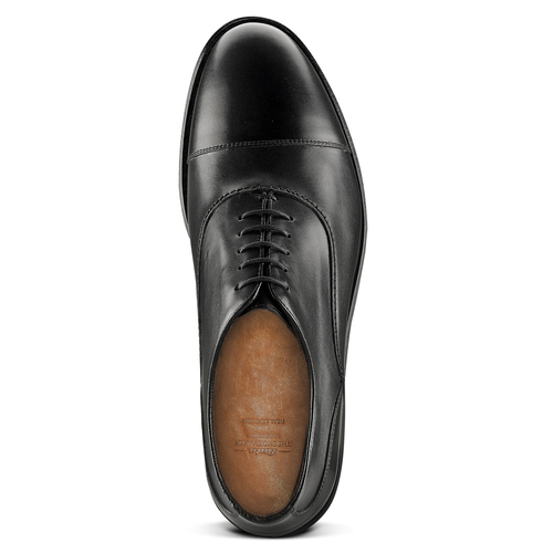 Stringate Oxford da uomo bata-the-shoemaker, nero, 824-6214 - 15
