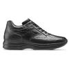 Sneakers alla caviglia da uomo bata, nero, 844-6325 - 26