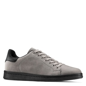 Sneakers North Star uomo north-star, grigio, 841-2731 - 13