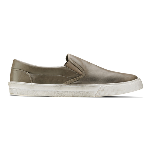 Slip-on uomo north-star, marrone, 831-2111 - 26
