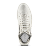 Sneakers alte bianche north-star, bianco, 841-1503 - 15