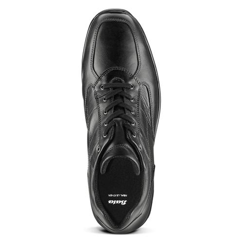 Sneakers alla caviglia da uomo bata, nero, 844-6325 - 15