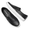 Sneakers nere senza lacci north-star, nero, 831-6111 - 19