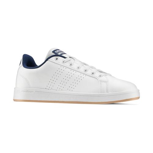 Scarpe uomo Adidas Cloudfoam adidas, bianco, 801-1194 - 13
