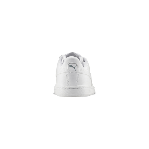Sneakers da donna di pelle puma, bianco, 504-1110 - 16