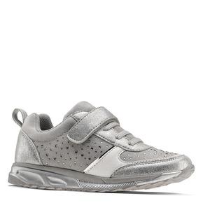 Sneakers con glitter da bambina mini-b, grigio, 329-2295 - 13