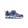 Scarpe basse con luci mini-b, blu, 211-9183 - 26