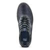 Sneakers con lacci da uomo bata, blu, 843-9119 - 15