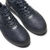 Sneakers con lacci da uomo bata, blu, 843-9119 - 19