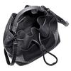 Borsa secchiello nera bata, nero, 961-6957 - 16