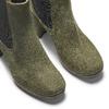Stivaletti da donna bata, verde, 793-7704 - 15
