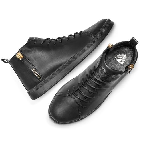 Sneakers alte Atletico atletico, nero, 541-6338 - 19