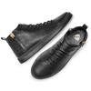 Sneakers alte Atletico bata, nero, 541-6338 - 19