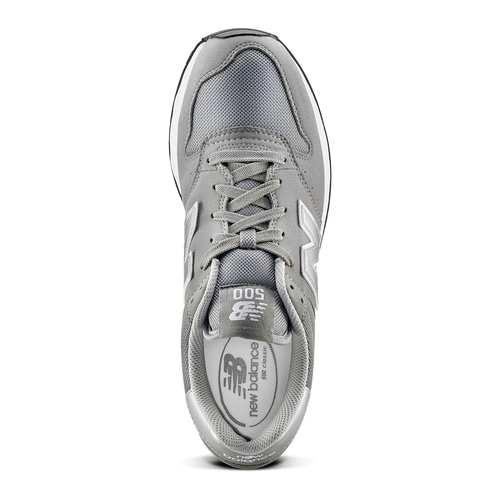Sneakers New Balance new-balance, grigio, 809-2400 - 15