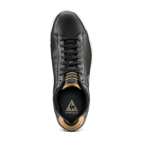 Sneakers basse Le Coq Sportif da uomo le-coq-sportif, nero, 801-6197 - 15