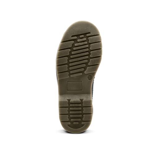 Scarpe basse con lacci mini-b, nero, 311-6276 - 17