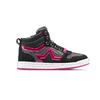 Sneakers stivaletto da bimba mini-b, nero, 321-6291 - 26