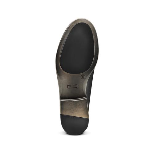 Scarpe basse da donna bata, nero, 514-6136 - 19