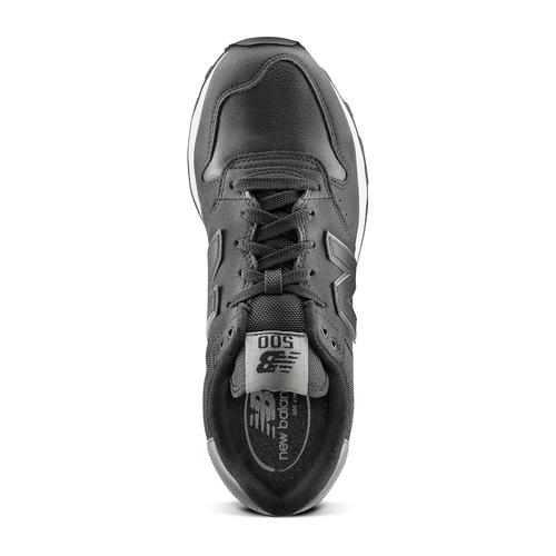 Sneakers New Balance uomo new-balance, nero, 801-6500 - 15