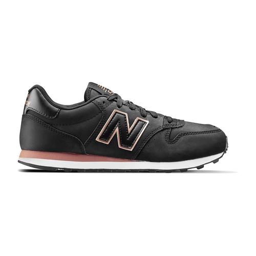 Sneakers da donna New Balance new-balance, nero, 501-6500 - 26