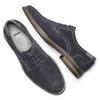 Scarpe blu da uomo bata, blu, 823-9708 - 19