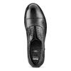 Scarpe da uomo senza lacci bata, nero, 824-6240 - 17