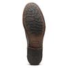 Chelsea Boots in pelle da uomo bata, marrone, 894-4152 - 17