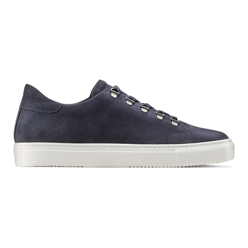 Sneakers blu da uomo north-star, blu, 843-9736 - 26