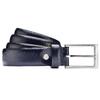 Cintura blu in pelle bata, blu, 954-9230 - 13