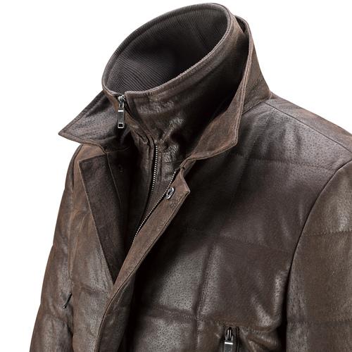 Giubbotto con giacca removibile bata, marrone, 973-4113 - 15