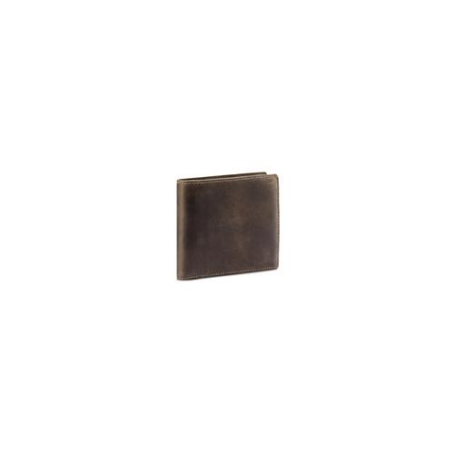 Portafoglio da uomo bicolor bata, marrone, 944-4135 - 13