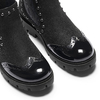 Chelsea Boots da bambina mini-b, nero, 399-6409 - 15