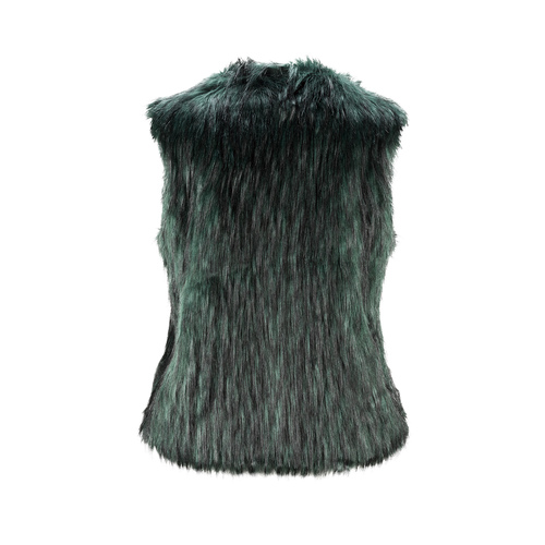 Smanicato in pelliccia bata, verde, 979-7175 - 26