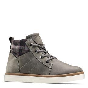 Sneakers alla caviglia da bambino mini-b, grigio, 291-2172 - 13