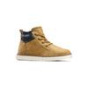 Sneakers alte da bambino mini-b, giallo, 291-8172 - 13