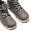 Sneakers alla caviglia da bambino mini-b, grigio, 291-2172 - 15