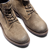 Stivaletti casual in suede bata, marrone, 893-3137 - 15