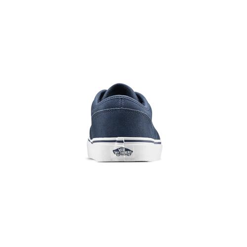 Sneakers Vans in suede in uomo vans, blu, 803-9210 - 16