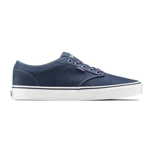 Sneakers Vans in suede in uomo vans, blu, 803-9210 - 26