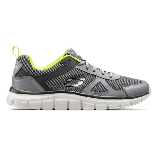 Sneakers Skechers da uomo skechers, grigio, 809-2331 - 26