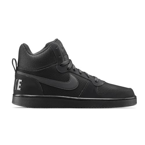 Sneakers alte Nike uomo nike, nero, 801-6532 - 26