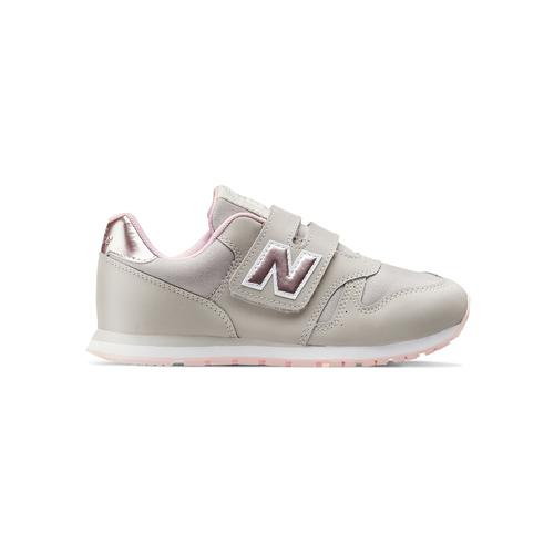 Sneakers New Balance bambini new-balance, beige, 301-2373 - 26