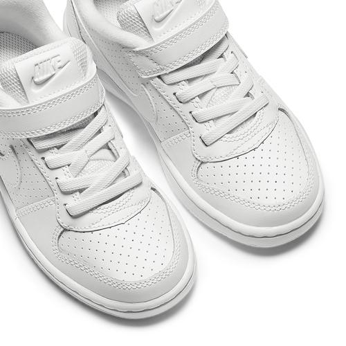 Sneakers Nike da bambini nike, bianco, 301-1154 - 19