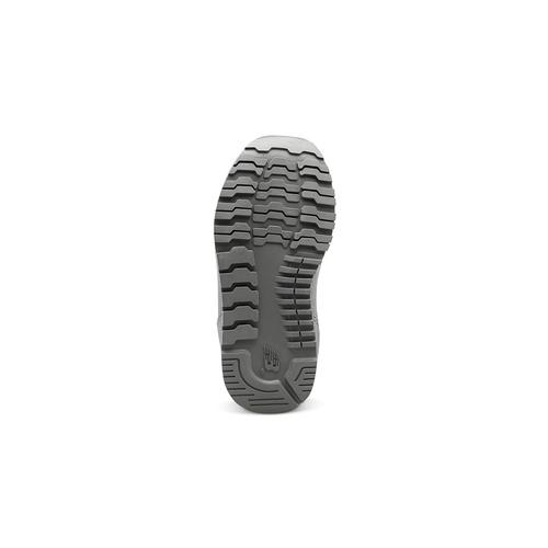 Sneakers con strap da bimbi new-balance, grigio, 101-2473 - 17