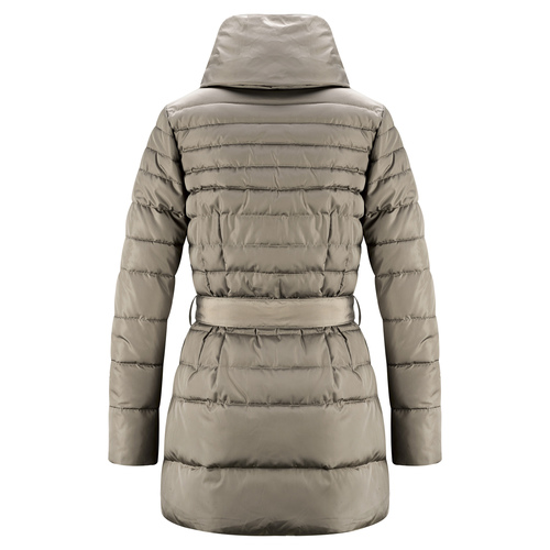Giubbotto da donna con cintura bata, marrone, 979-4164 - 26