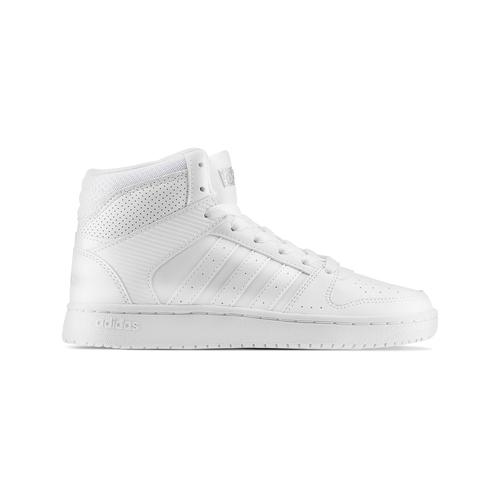 Sneakers alla caviglia Adidas adidas, bianco, 501-1212 - 26